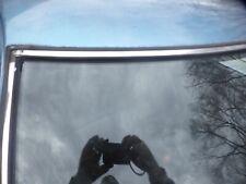 Datsun OEM 240z 260z 280z front windshield chrome trim rings