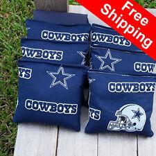 Dallas Cowboys Corn Hole Bags - Top Quality - FREE Shipping