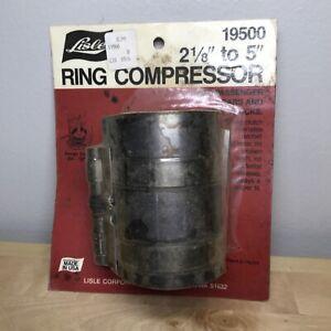 "Lisle Ring Compressor (19500) 2 1/8"" - 5"""