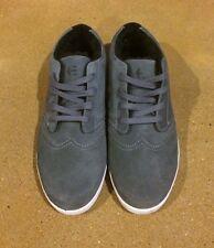 Etnies Chaplin Size 9 Grey Black White BMX DC Skate Walking Shoes Sneakers
