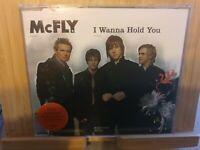 Mcfly - I Wanna Hold You CD Single