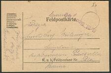 "Hungary Torpedo Boat ""59"" card, purple straight line"