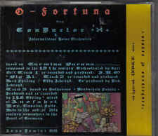 Conductor X-O Fortuna cd maxi single