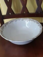 Alfred meakin England traditional ironstone bowl 22 inches large