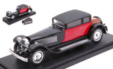 Bugatti 41 Royale Weymann 1929 Black / Red Normal Box 1:43 Model RIO