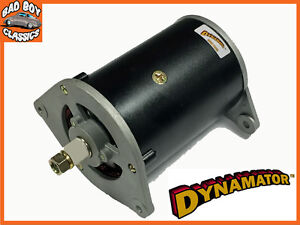 Negative Earth Dynamator Alternator Dynamo Conversion C42 HEALEY 3000 1964-1968