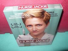 nurse jackie - 1 temporada - dvd