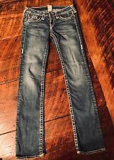 True Religion Jeans Women's Size 28 Excellent Condition