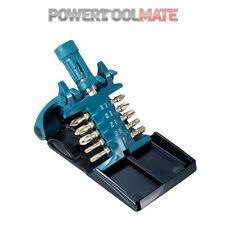 "Makita B-30754 Impact Gold Magnetic Screwdriver Bit Set Holder Torsion 1/4"" Hex"