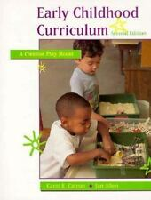 Early Childhood Curriculum: A Creative Play Model (2nd Edition)-ExLibrary