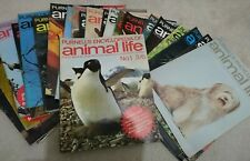 Purnell's Encyclopedia Of Animal Life (Issues 1-24) 1968-69