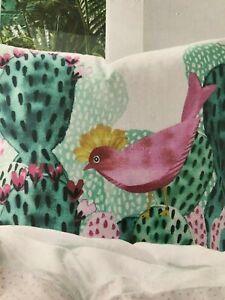 Adairs Home Republic Prickly Pear European Pillowcase BNIP $39.99