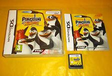 NICKELODEON I PINGUINI DI MADAGASCAR Nintendo Ds Versione Italiana ○ COMPLETO A5