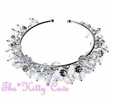 Alloy Glass Rhodium Plated Fashion Jewellery