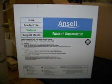 Ansell Encore Orthopaedic Gloves Latex Powder-Free Sterile size 7 50 Pair 100677