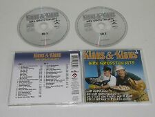 Klaus and Klaus/ Their Greatest Hits (BMG 743217 89852 6) 2xCD ALBUM