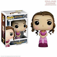 HARRY POTTER - HERMIONE YULE BALL - POP VINYL FIGURE - FUNKO - BRAND NEW IN BOX!