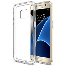 Samsung Galaxy S7 Case Crystal Clear Shock Absorption Technology Bumper Soft