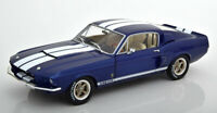 FORD SHELBY MUSTANG GT500 1967 1.18 SCALE MODEL NICE DETAIL CLASSIC DIECAST NEW
