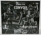 Takara Transformers Hybrid Style Convoy THS-02 Optimus Prime Limited Black Ver For Sale