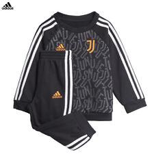 Juventus Tuta Baby Jogger Allenamento adidas Nera Campionato 2020/21 Bambino