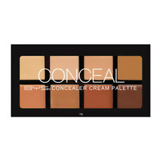 BYS Concealer Creme 8pc Palette - mixed to create new shade all skin tones