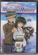 dvd MERMAID MELODY Principesse sirene HOBBY & WORK numero 22