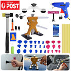 Paintless Hail Removal Dent Lifter Puller PDR Tool Glue Gun Auto Body Repair Kit
