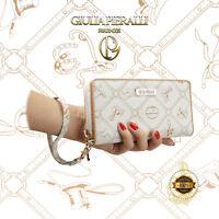Damen Geldbörse Giulia Pieralli Frauen Portemonnaie Geldbeutel Handgelenktasche