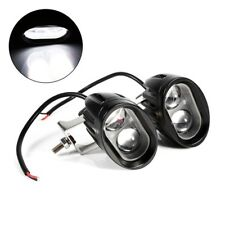 Car Truck Round LED Work Spot Light Flood Driving Bright Bulb For SUV Motorcycle