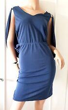 JOSEPH Chic & Elegant Cape Sky Dress (retail £850)