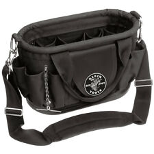 Klein Tools 58890 17-Pocket Tool Tote with Shoulder Strap