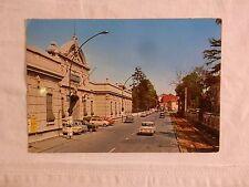 Vecchia foto cartolina d epoca di Vimercate stabilimento Bassetti Via Milano per
