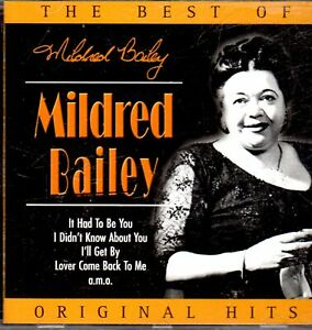 MILDRED BAILEY - The Best Of Mildred Bailey ......?2