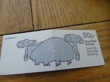 London Zoo Elephant Folded Booklet
