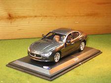 Leo Models Maserati Ghibli In Bronze Metallic 1/43rd Scale