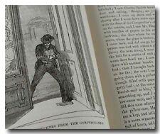 LIGHTS & SHADOWS OF NEW YORK CITY LIFE SIGHTS SENSATIONS BOOK 1872 PUBLICATION