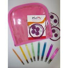 KnitPro Spectra Trendz Acrylic DeLuxe Nadel-Set  50618 Stricknadel multicolor