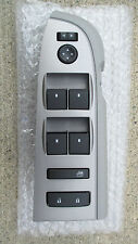 10 - 13 CHEVY SILVERADO GMC SIERRA FRONT DRIVER MASTER WINDOW SWITCH GRAY NEW