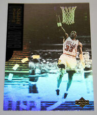 Scottie Pippen Special Edition 1995 Hologram Official NBA Basketball Card BV$$