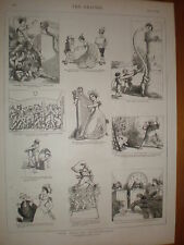 Our Trip to Blunderland Charles Doyle 1877 prints