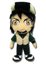 "NEW Great Eastern GE-52000 Tiger and Bunny - 10"" Kotetsu Kaburagi Plush Doll"