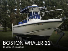 New listing 2002 Boston Whaler Outrage 230 Used