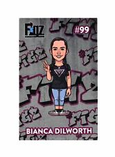 Bianca Dilworth (V1) | Figz Sticker