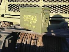 30 .30 Cal M19A1 AMMO CANS BOXES CASES FREE SHIPPING! Good condition
