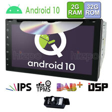 Universal Android 10 7 Inch DSP 2+32GB Double 2Din Car Stereo Radio DVD Player