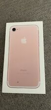 iPhone 7. 256gb. Rose gold. Great condition