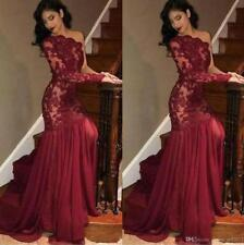 One Sleeve Sexy Mermaid Prom Dresses 2019 Celebrity Party Pageant Evening Gowns