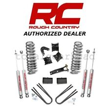 "1977-1979 Ford F-100 F-150 4WD 2.5"" Rough Country Suspension Lift Kit [410.20]"