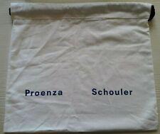 Spalla Sacca Custodia Borse Cotone Anti polvere shopper bag proenza schouler ps1